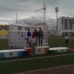 Грищенко Павел 1 место - 200м