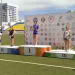 Коротынская Софья 400м - 1 место