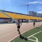 Кузнецова Дарья1500м - 6 место